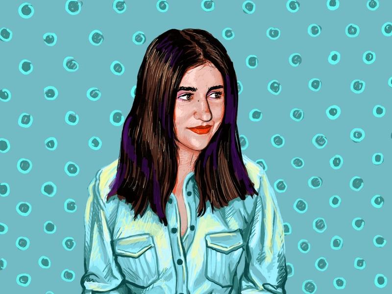 Portrait of Kate