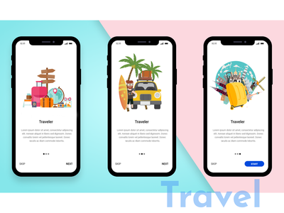 Travel With Love _ iOS App friends family travelling travel agency countries cities world tour travel app travel adobe vector pen tool design digital art app photoshop illustration colour adobexd ui