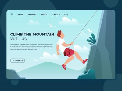 Landing Page _Illustration