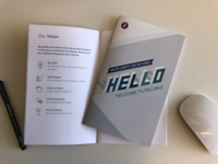 Recurly New Hire Welcome Booklet