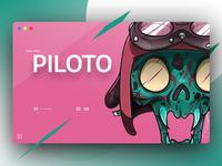 Piloto - Skullmode