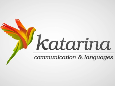 Katarina Markus brand brand identity logo