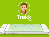Trekk App Preview