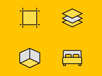 Kardo building Icon building icon