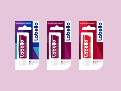 Labello Concept Design brand brand design brand identity typography illustration branding vector design