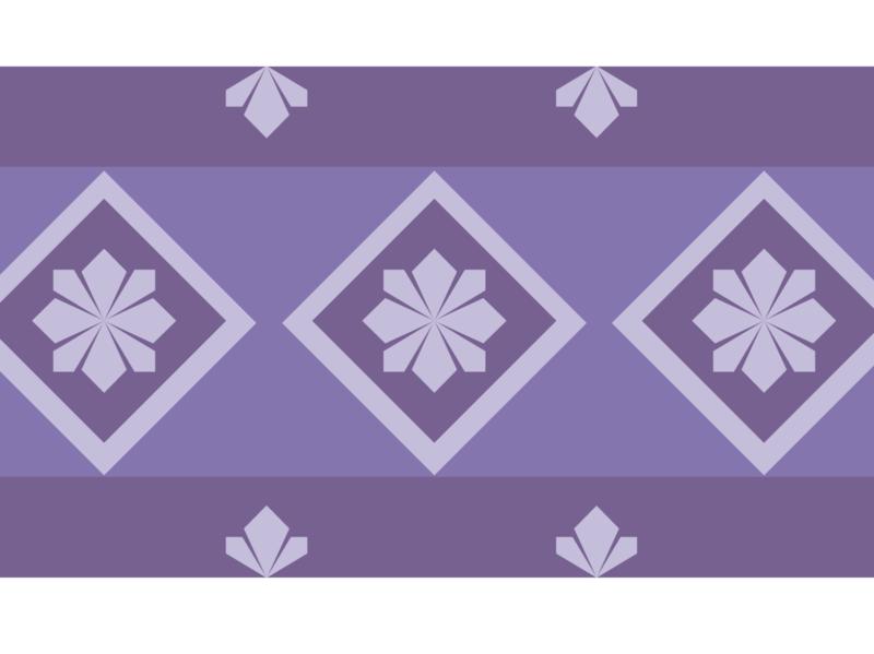 Frieze purple artist art illustration frieze llustrator vector design