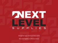 NextLevel Supplies Logo