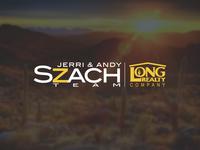Jerri & Andy Szach Logo