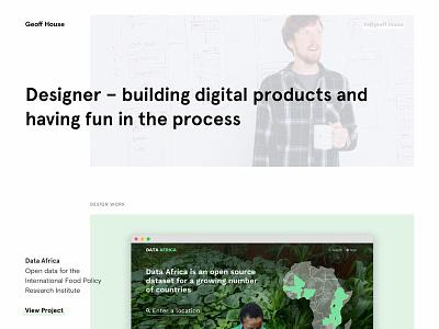 Oop... new website coming right up! web design fun product design design wordpress