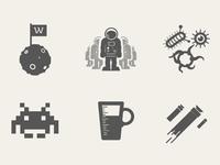 Werkpress Icons