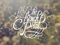 The French Petal | Branding