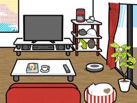 Indoor scenery