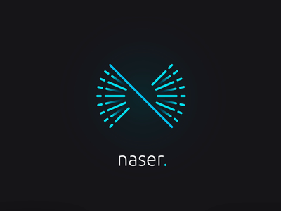 Naser — Branding for International Fund vector typography logotype logo illustration brand identity identity icon design crypto branding agency animation brand