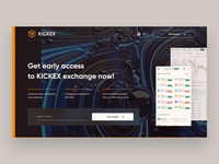 KICKEX Exchange — advanced trading platform