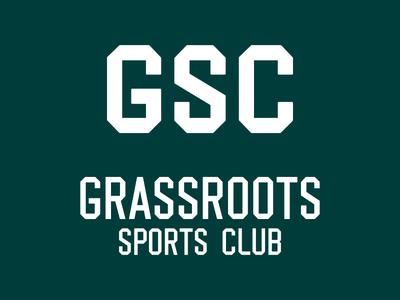 WIP – GSC Logotype logo type logotype typeface branding