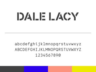 Personal Branding & Typography branding typography logo design stencil logotype