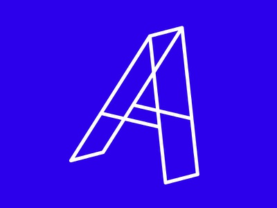 A-A type typography