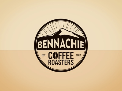 Bennachie Coffee Roasters Logo