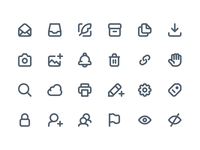 24px Icons