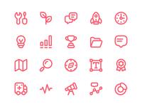 Playlist Icons
