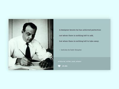 Day 007 - Author Quote
