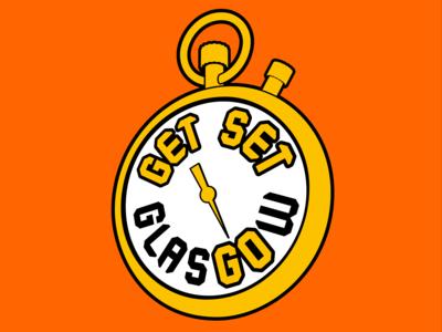 Get Set Glasgow Logo