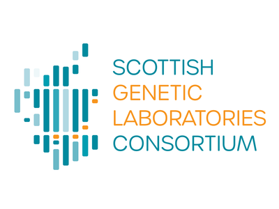 GeneticsConsortiumelEctrophoresis graphic design illustrator minimal flat typography design logo vector illustration branding