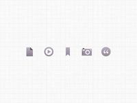 Post Icons