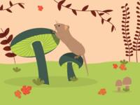 Mushrooms day