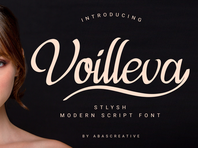 Violleva Font | Stylish & Modern Script Font script font typography handwritten fonts typeface stylish handwriting design hand lettering font