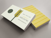 Girrlscoutfinds businesscard mockup