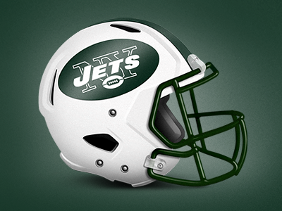 New York Jets Helmet new york american football helmet rugby jets icon iphone app superbowl sport nfl game play illustration