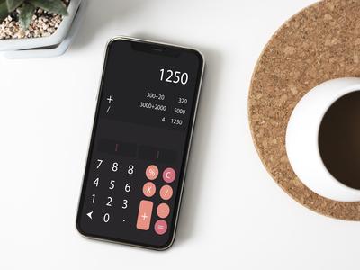 Calculator Ui 04. 1