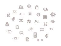 Some unused icons