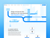 Xplenty Product Page