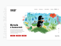 Little Mole microsite