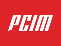 PCIM Logo Typography