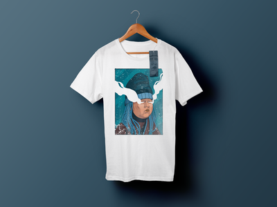 Shaman Girl Shirt