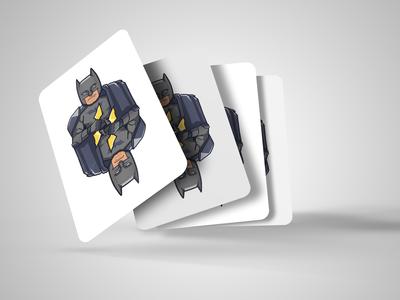 Batman Playing Cards