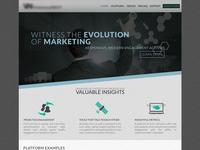 Marketing Cloud Website