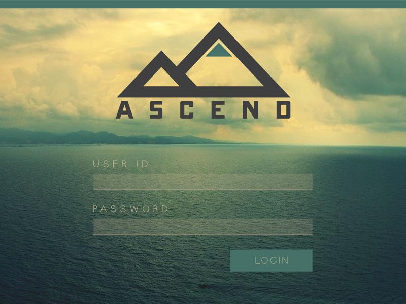 Ascend dribbble