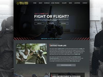 Bulldog Tactical Redux self defense tactical guns training firearms