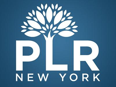Growth Logo Concept ny new york acronym tree growth logo