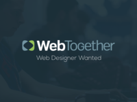 Web Designer Wanted!