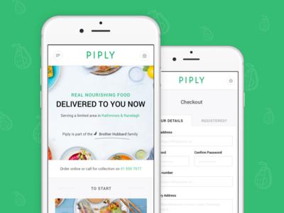 Piply - Healthy Food Takeaway in Dublin