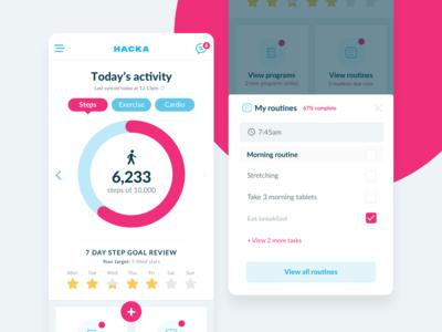Innerstrength Health App