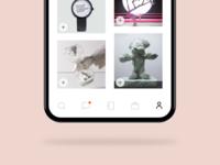 Mobile Nav UI