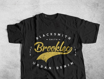 Vintage typography t shirt design 4