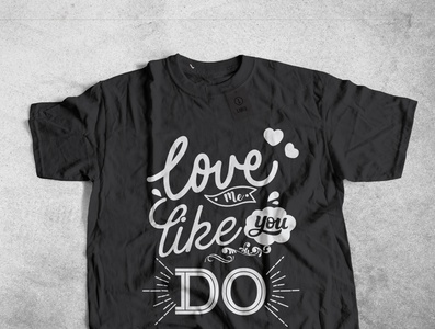 Vintage typography t shirt design11