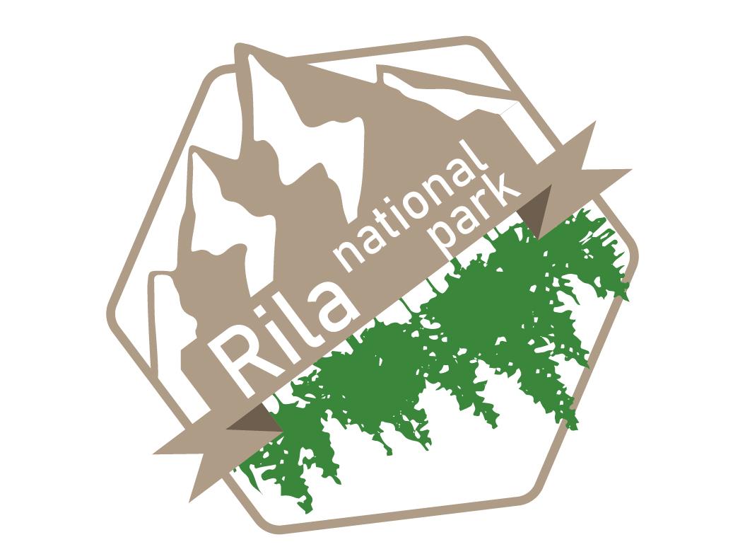 Day 20 - National Park Logo bulgarian bulgaria badge logo badge design badge national park pine trees pine tree rila logo a day dailylogo logo 2d minimal icon illustrator flat vector logo design dailylogochallenge